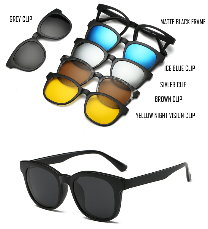 9c7d4a38077 2207A TR90 polarized set